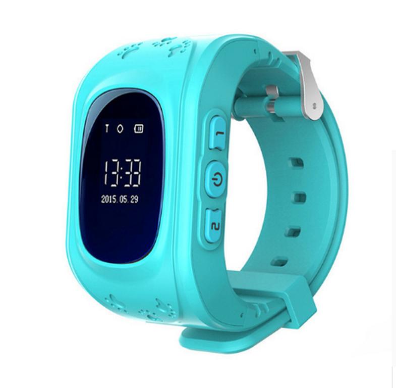 Ziskoun Smart watch hodinky Q5 s GPS- 6 barev SMW00025 Barva: Tyrkysová