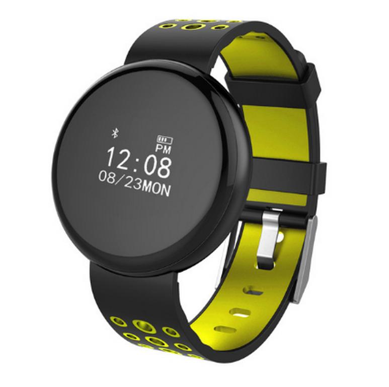 Ziskoun Smart fitness náramek I8- 4 barvy SMW35 Barva: Žlutá