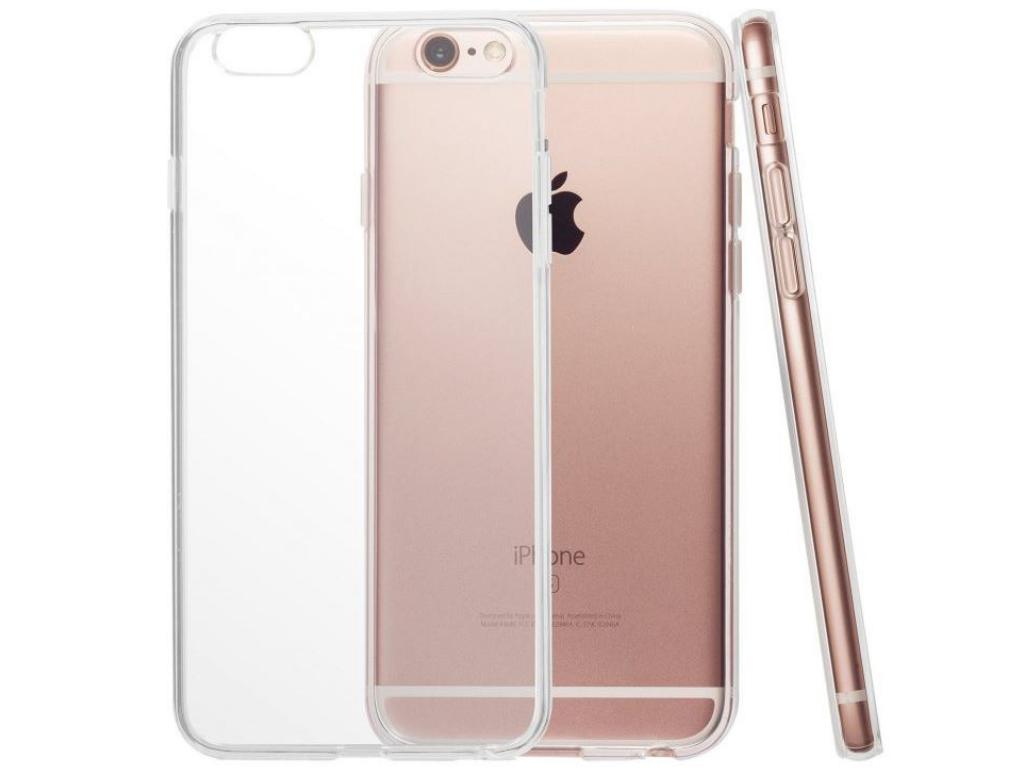 Levně Silikonový zadní kryt pro Apple Iphone 6/6S SK3