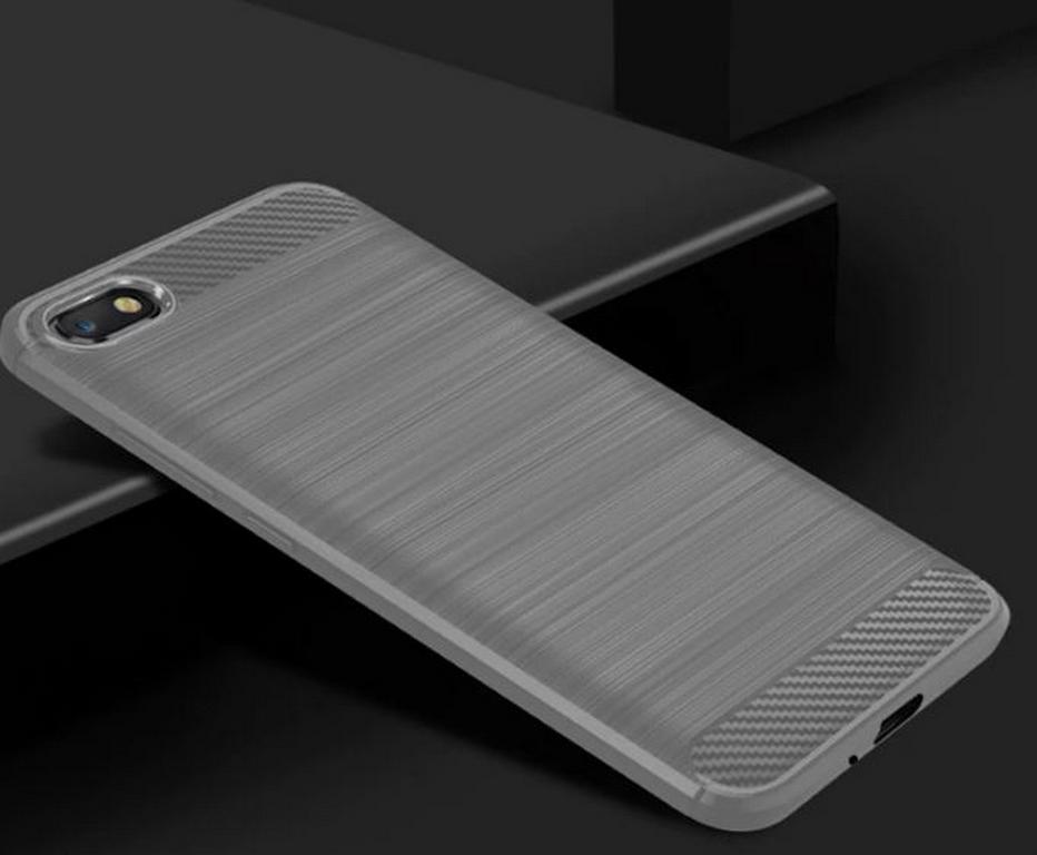 Ziskoun Ochranný zadní kryt pro Huawei Nova 3 PZK61 Barva: Šedá
