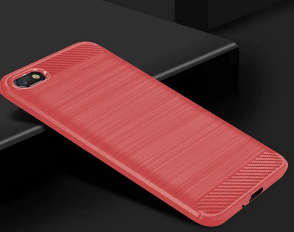 Ziskoun Ochranný zadní kryt pro Huawei Nova 3 PZK61 Barva: Červená