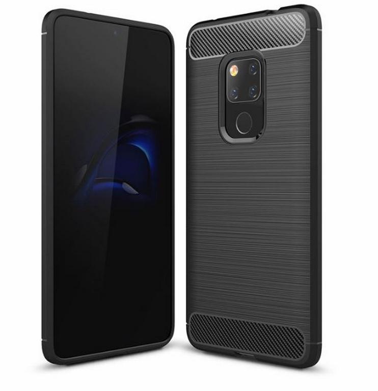 Ziskoun Ochranný zadní kryt pro Huawei Mate 20 PZK62 Barva: Černá
