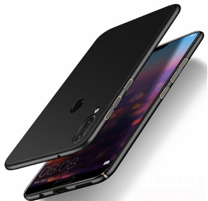 Levně Ultratenký ochranný kryt pro Huawei P20 Lite PZK69 Barva: Černá