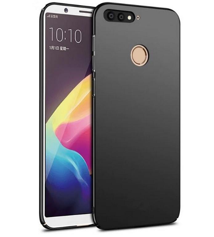 Ziskoun Ultratenký ochranný kryt pro Huawei Y6 Prime 2018 PZK74 Barva: Černá