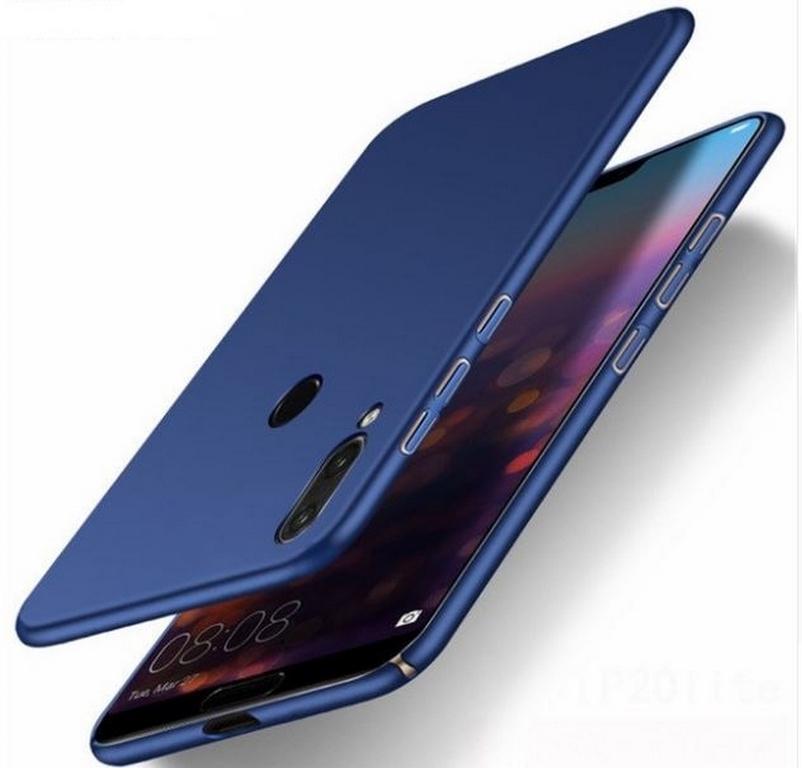Ziskoun Ultratenký ochranný kryt pro Huawei Nova 3 PZK76 Barva: Modrá