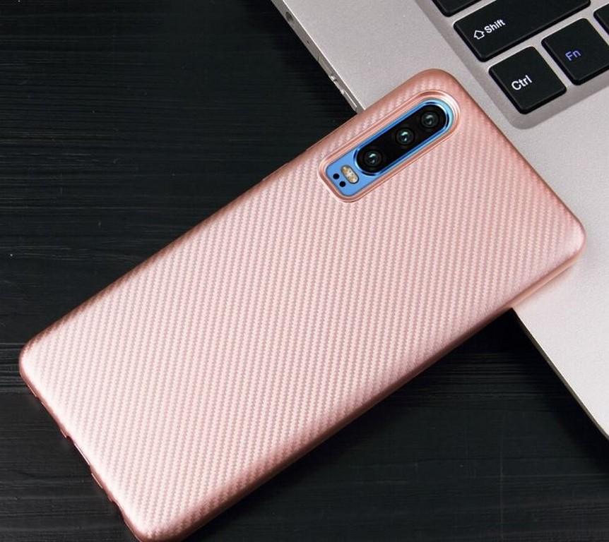 Levně Pevný zádní kryt pro Huawei P30- 4 barvy PZK113 Barva: Růžová