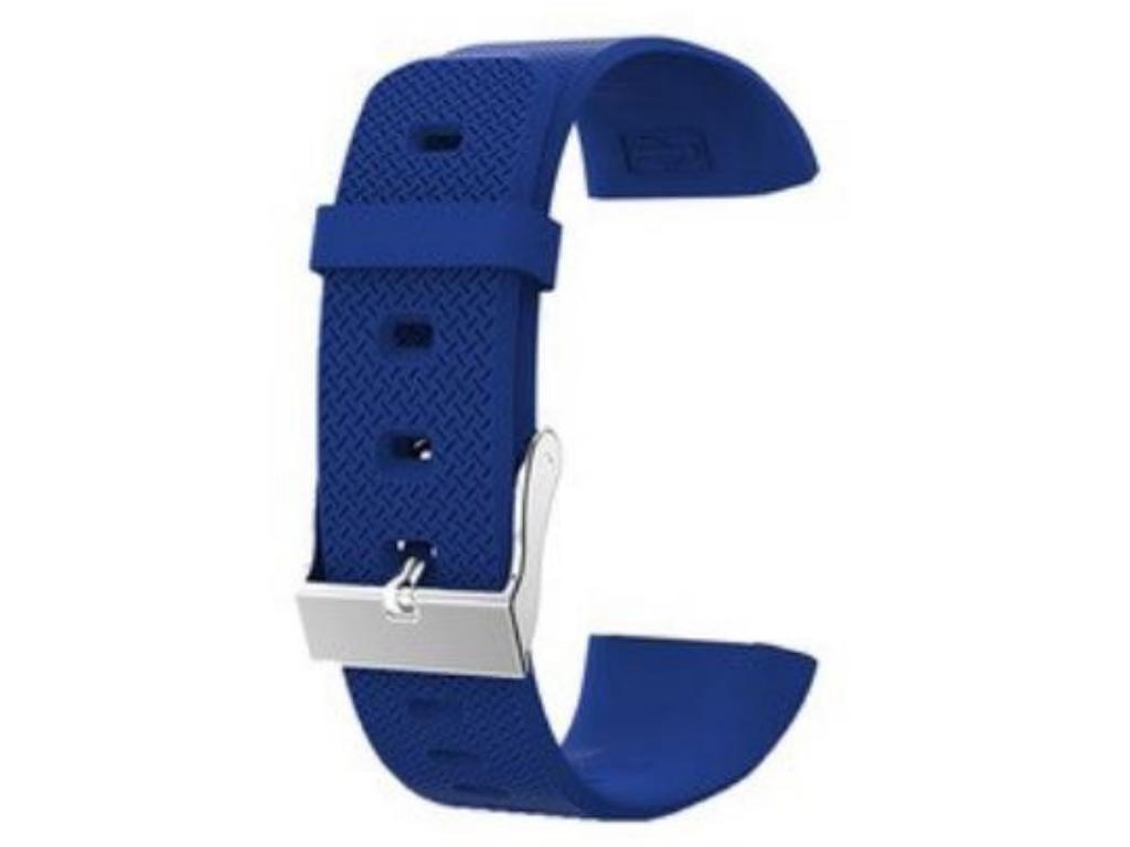 279840f0b Ziskoun Náhradní řemínek pro fitness náramek QW18 SWB17 Barva: Modrá