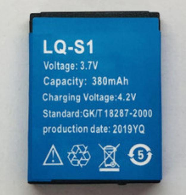 Ziskoun Náhradní baterie- LQ-S1 pro DZ09, GT08, MY1, V8, T8, Q18