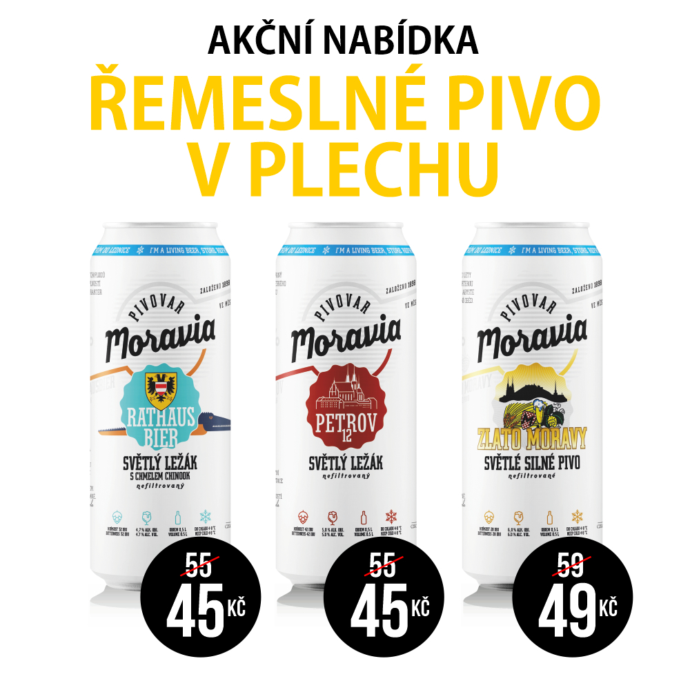 Plechovky Moravia