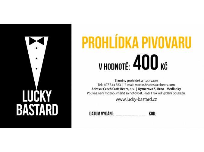 PROHLIDKA LB 400