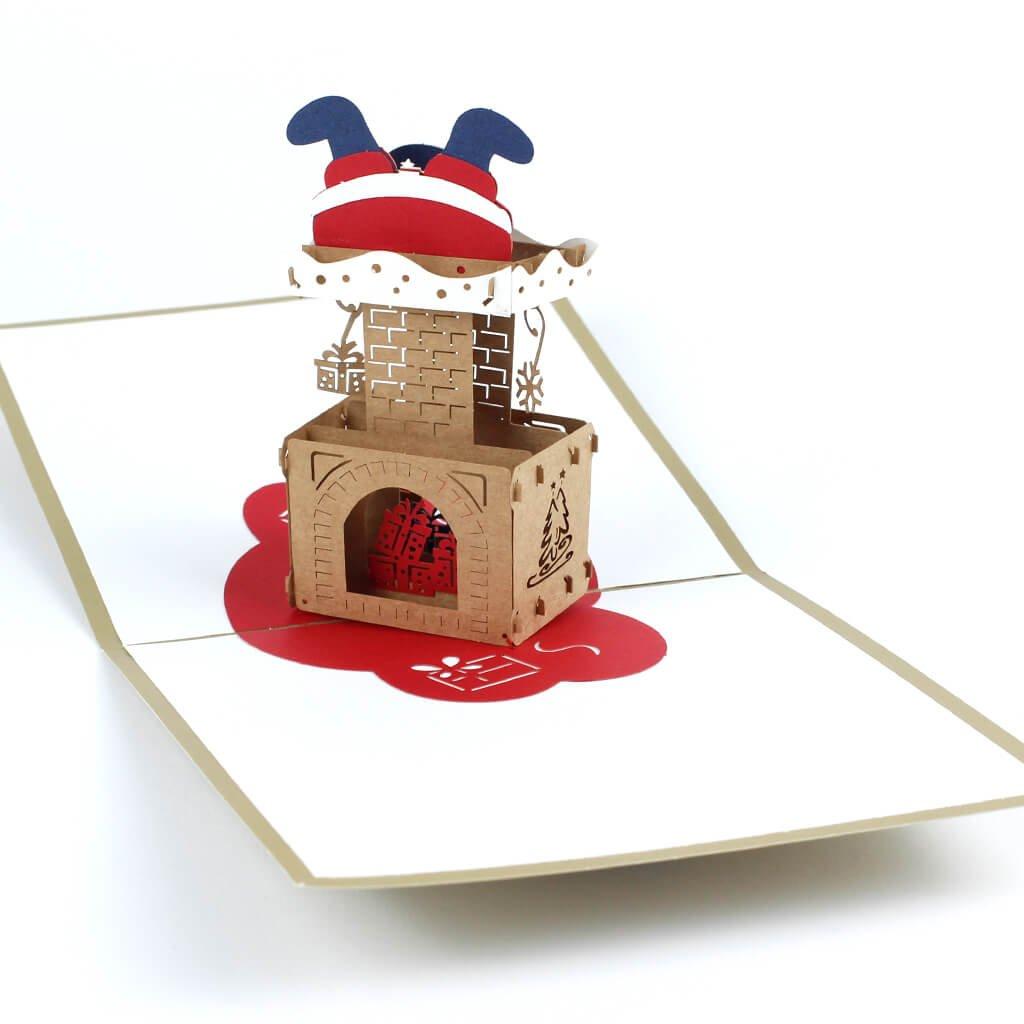 3D přání Veselé Vánoce