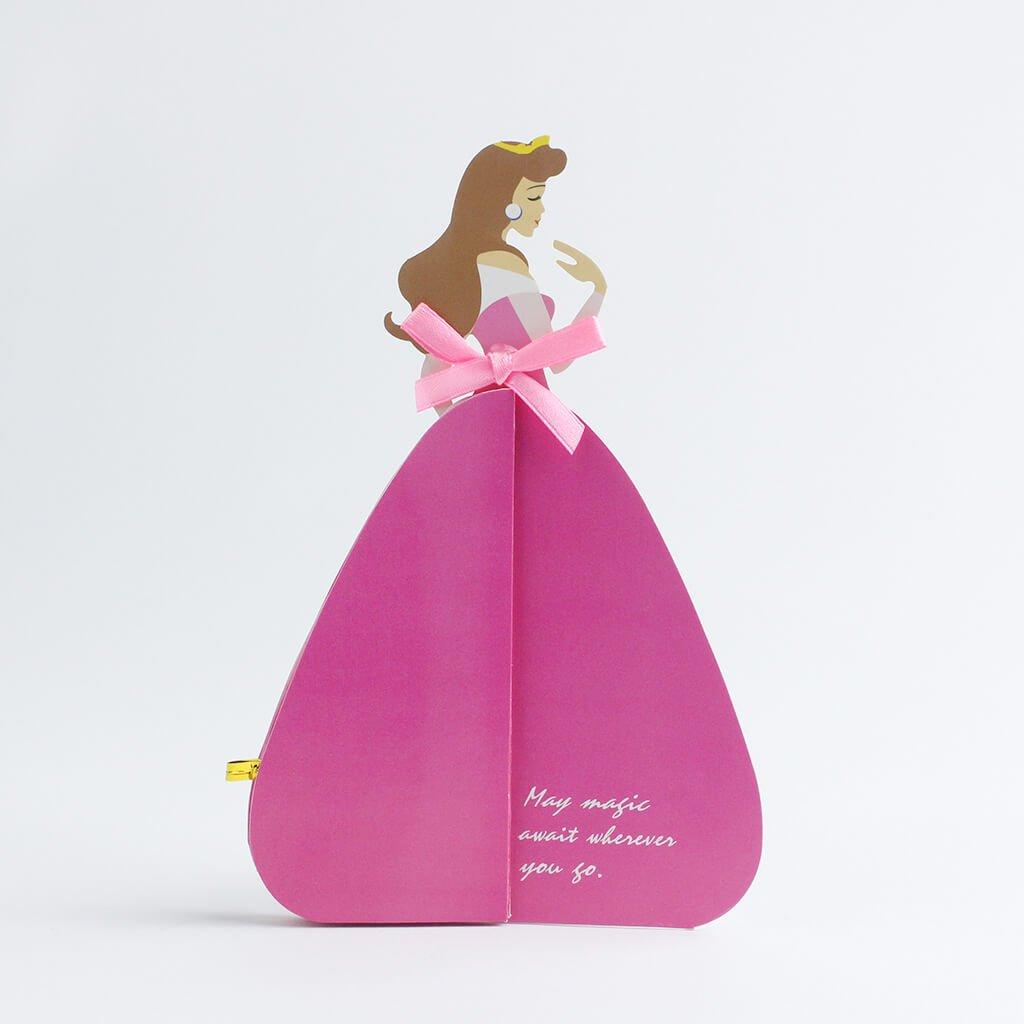 3D přání Princezna Růženka