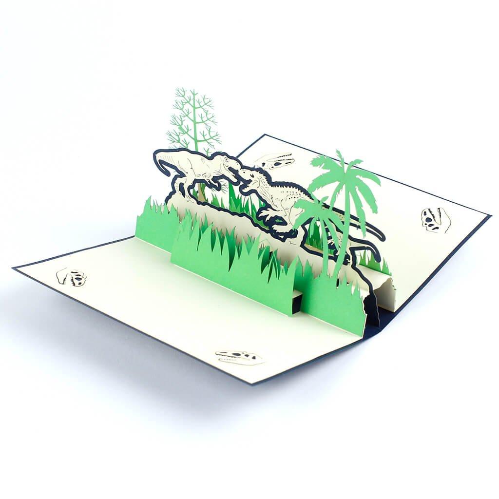 3D přání Jurský park