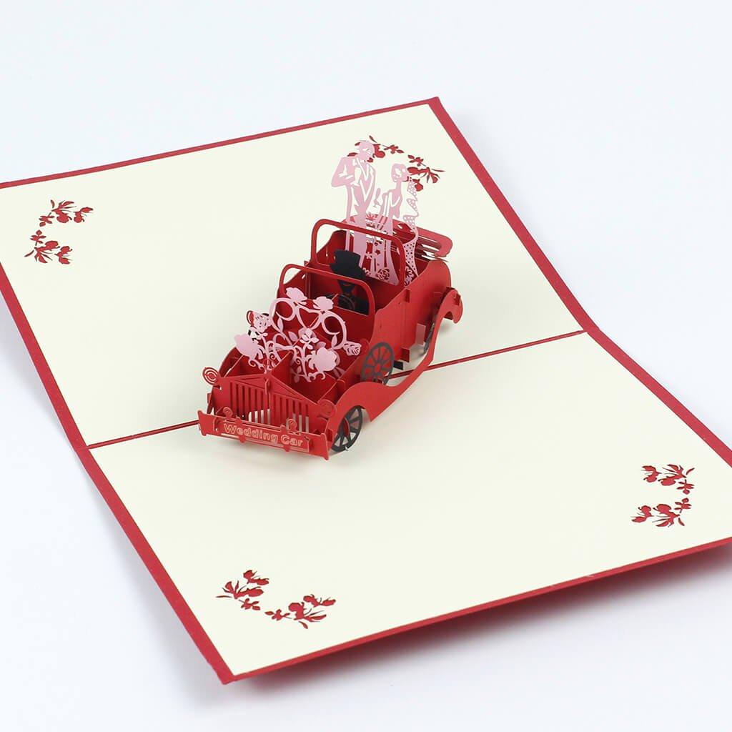 3D přání Svatba