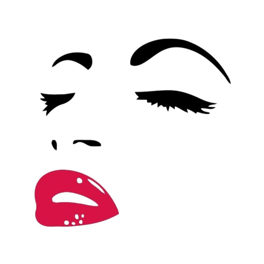 Samolepka Audrey Hepburn Atr