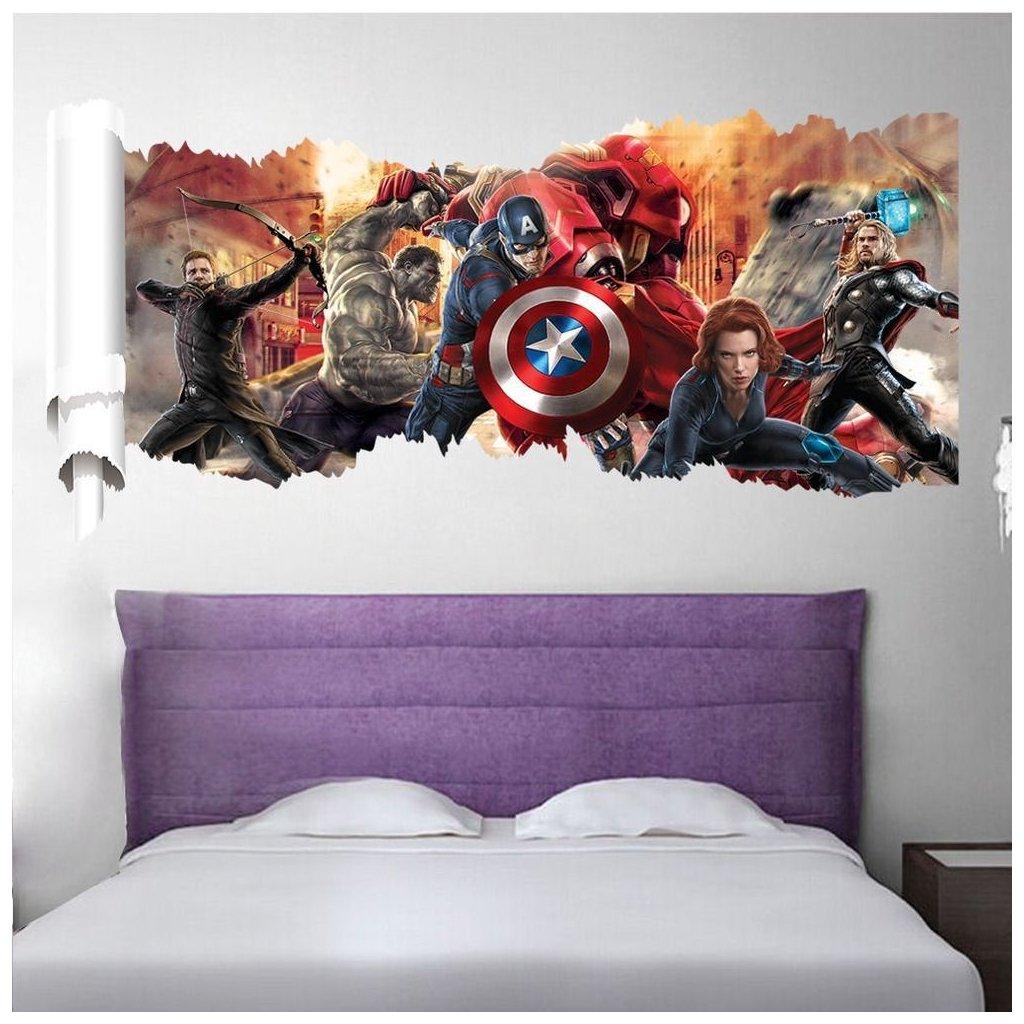 samolepka Avengers