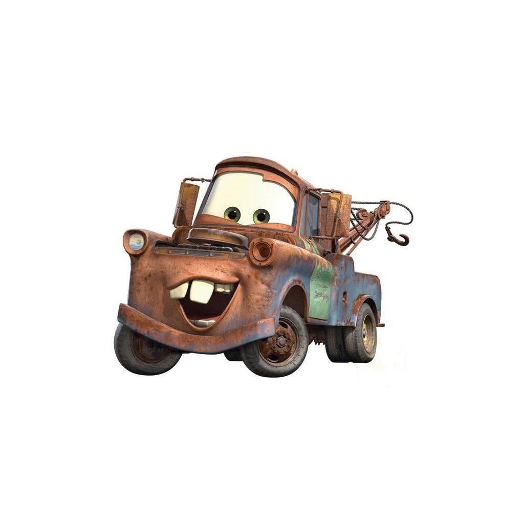 samolepka Burák Auta Cars