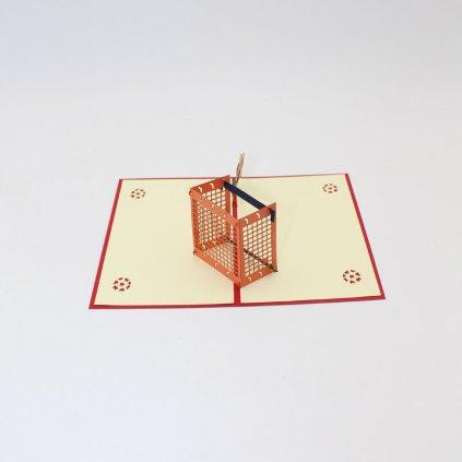 3D přání Fotbalista