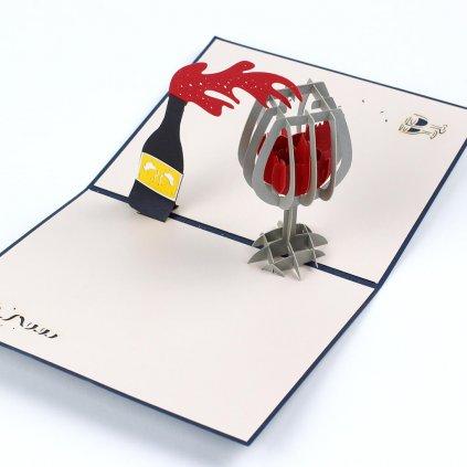 3D přání Párty