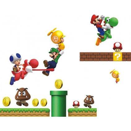 samolepka Super Mario