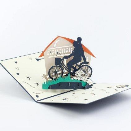 3D přání Šťastný domov