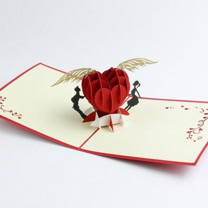 3D přání Pravá láska