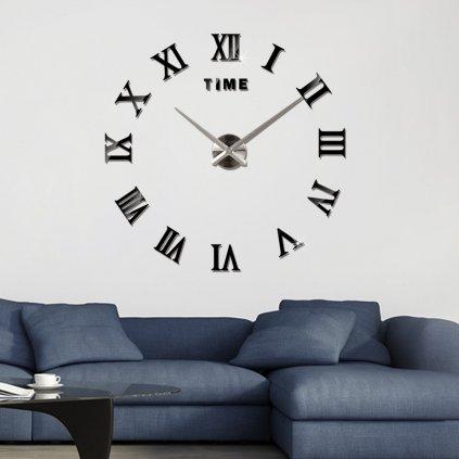 Samolepicí hodiny římské číslice
