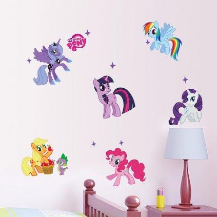 samolepka na zeď Můj malý poník
