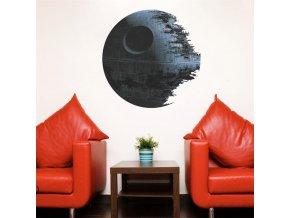 samolepka Star Wars Hvězda smrti
