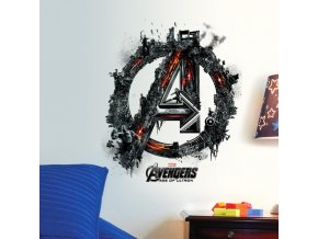 samolepka znak Avengers