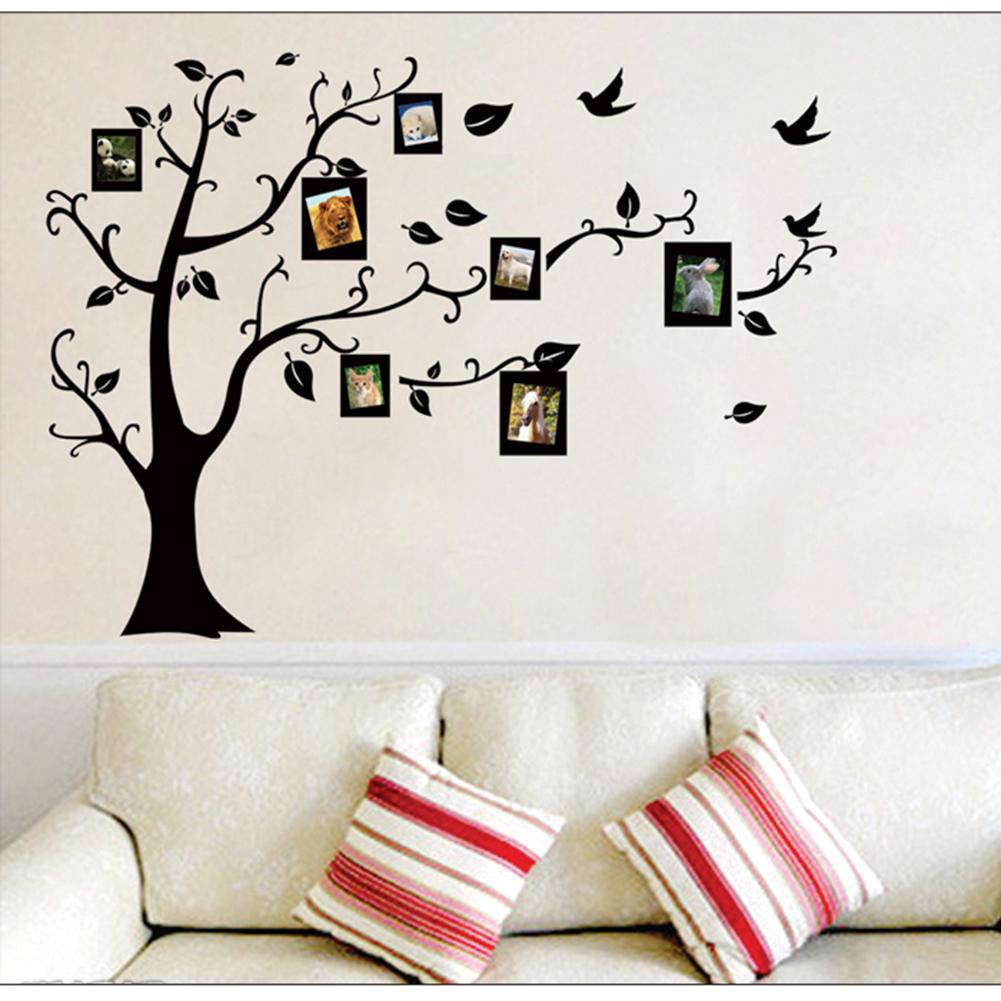Živá Zeď Samolepka Strom života 100 x 70 cm