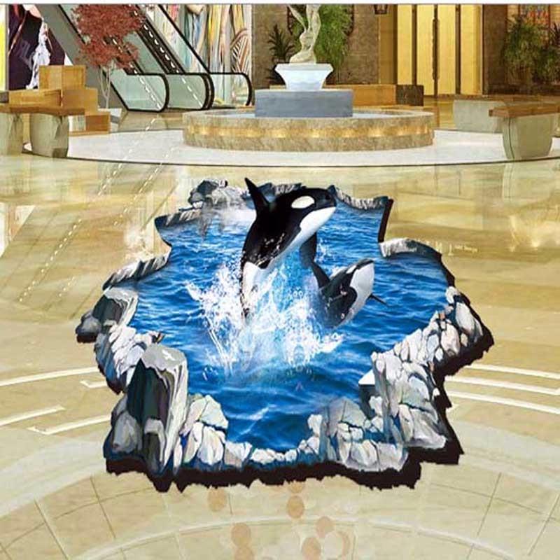 Živá Zeď samolepka Kosatky 60 x 90 cm