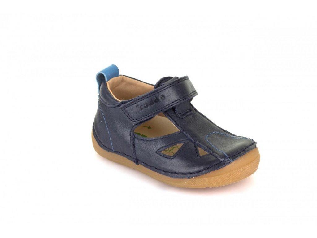 960f2f954df5 Froddo sandálky tm. modré