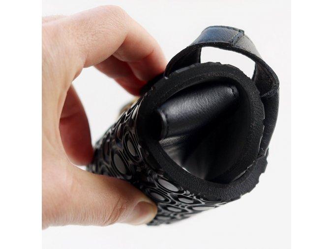 vibe leather black 21586 4