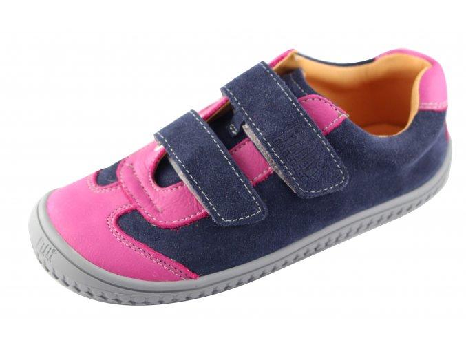 Filii barefoot - Ocean/pink W - širší