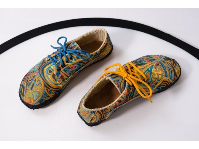 duhova sundara barefoot