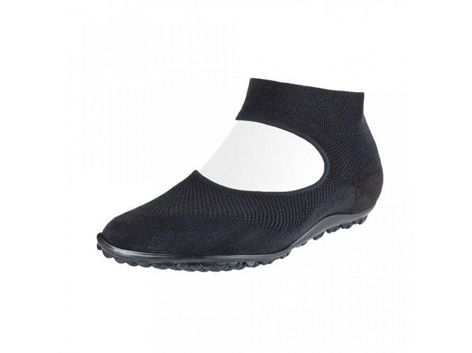 leguano ballerina schwarz 01