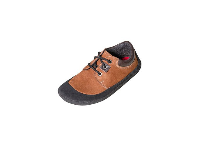 pan brown ankle