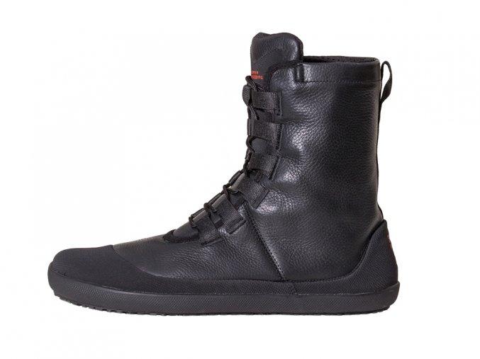 TV3 leather black side