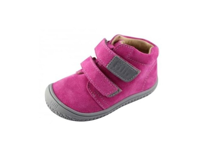 Filii barefoot 29912-66 - chameleon velours pink W