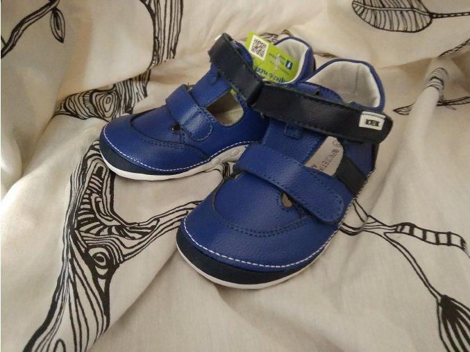 Protetika sandálky Flip navy