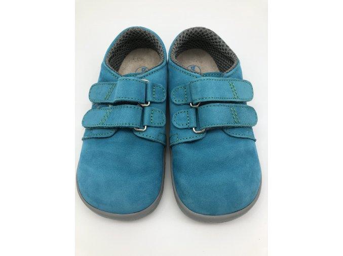 Beda Barefoot nízké Tobias BF-0001/W