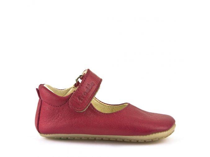 Froddo Prewalkers G1140001-2 balerínky červené