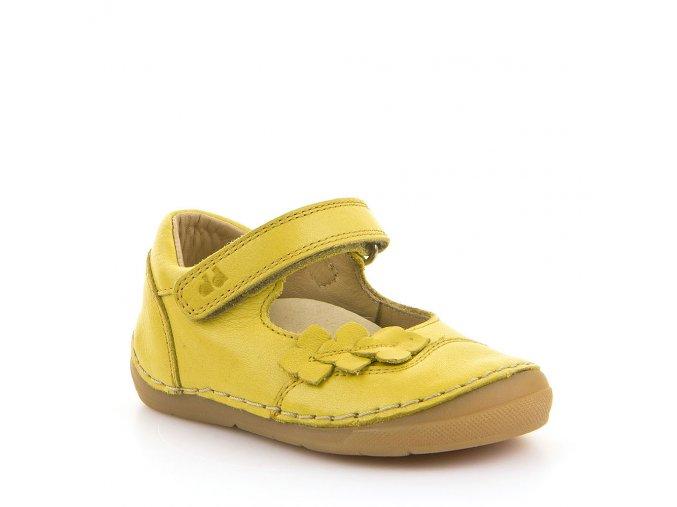Froddo balerínky G2140040 žlutá