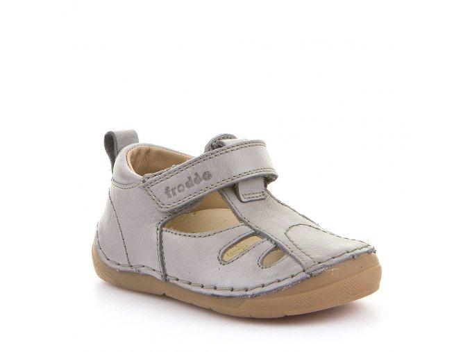 Froddo sandálky G2150089-4 šedá