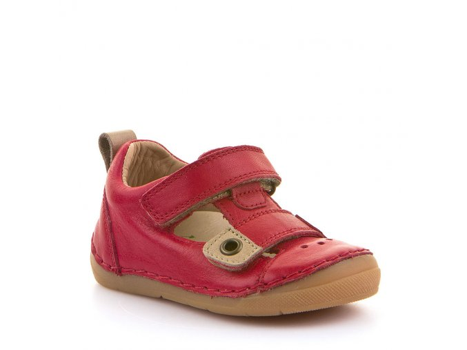 Froddo sandále G2150090-3 červená