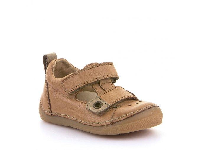 Froddo sandále G2150090-5 hnědá