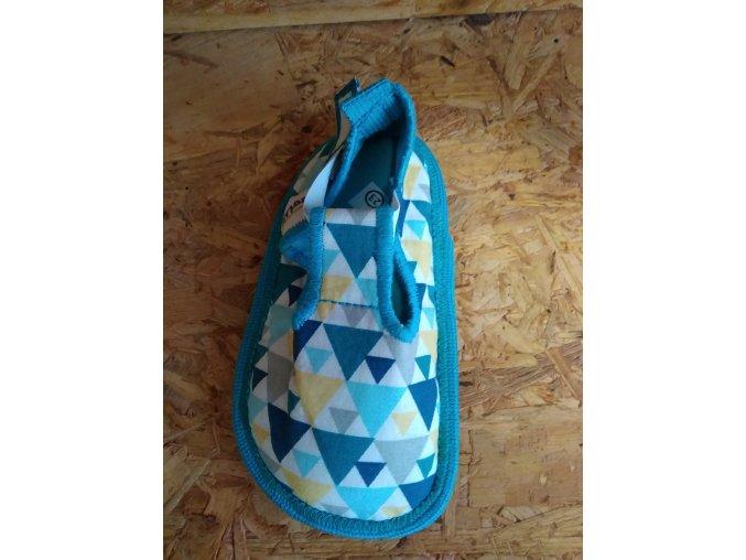 Tootsie Barefoot bačkůrky modré