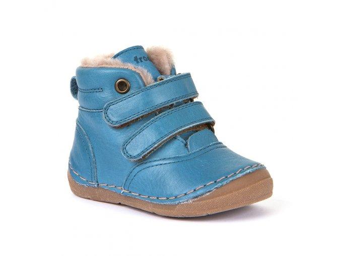 Froddo flexible zimní G2110078-1/G2110087-1 kožešina, jeans
