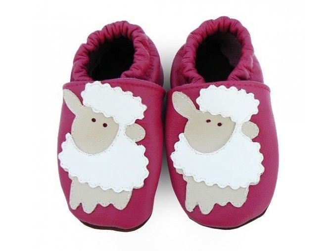 capáčky ovečka na malinové